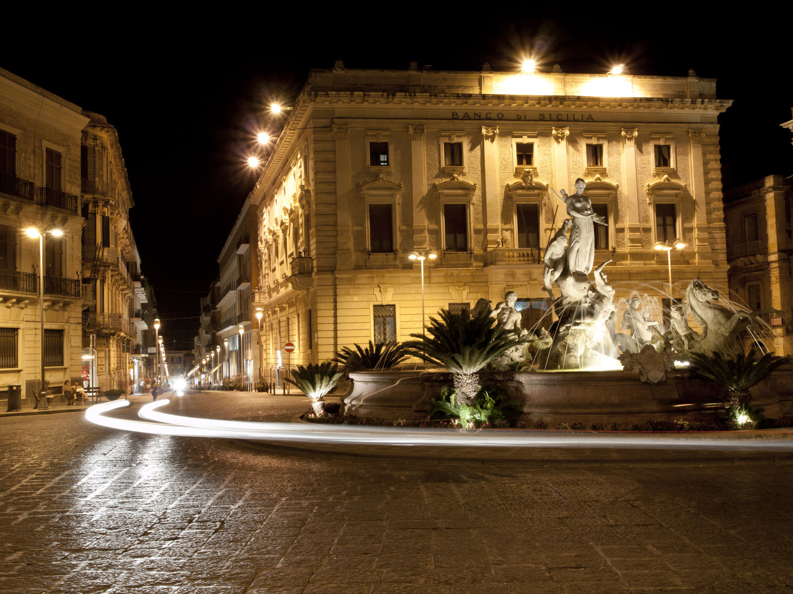 One week is not enough in Siracusa